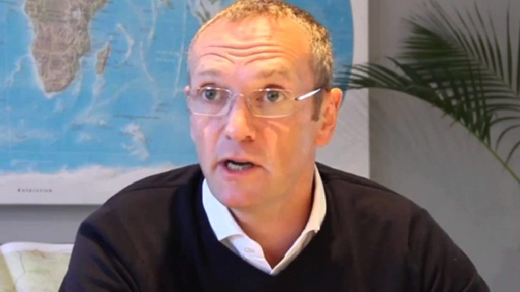 Naspers CEO