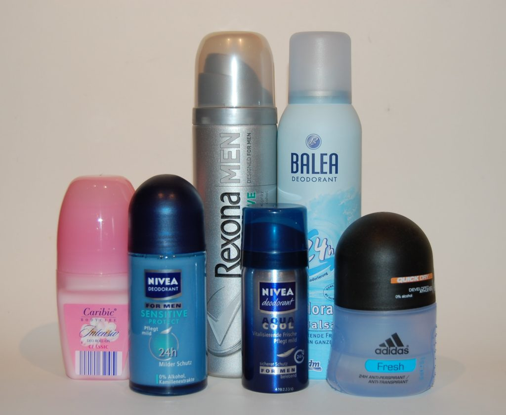 Perfumes and Deodorants