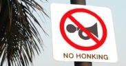 No Honking