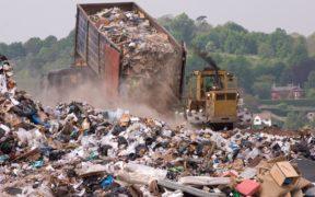Delhi landfill