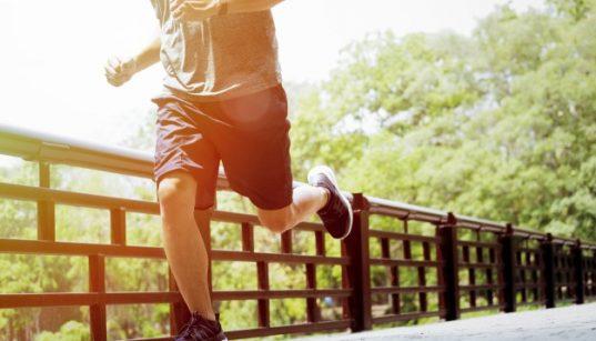 jogging runing