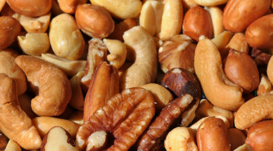 nuts and seed